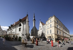Majutus Tallinnas